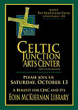 Annual Celtic Junction Arts Center Fundraiser