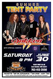 Summer Tent Party With Special Guest Dokken
