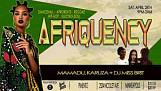 Afriquency April 2018
