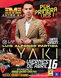 """LUIS ALFONSO PARTIDA """"EL YAKI"""""""