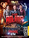 LOS ROJOS & LA ORIGINAL 614