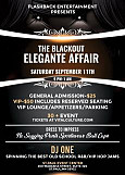 The Blackout Elegante Affair
