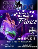 Chase & Ovation~ THE world's 12yr running tribute to Prince!
