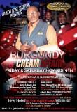 Burgundy & Cream Affair