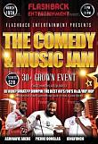 The Comedy & Music Jam