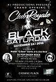 Grand Opening Of Club Royale
