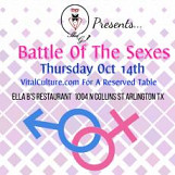 Shed G's Battle Of The Sexes