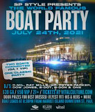 The World Famous Boat Party