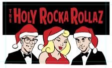 A Merry 50s Christmas with the Holy Rocka Rollaz