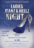 Ladies Jeanz & Heelz Night
