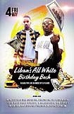 liban all white birthday bash