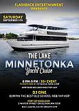 The Lake Minnetonka Yacht Cruise