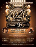 Club Royale 2020 New Years Eve