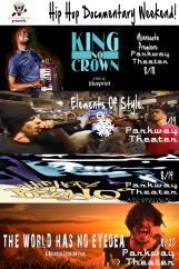 King No Crown - Film Screening