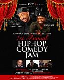 1st annual hip hop comedy jam