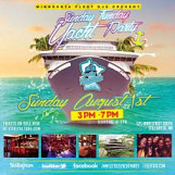 MN Fleet Djs Presents: Sunday Funday Yacht Party