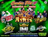 CUMBIA FEST 2021: LOS ASKIS & SONIDO CONDOR & GRUPO SONADOR