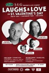 Laughs and Love on St. Valentine's Day