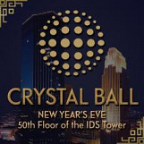 Crystal Ball New Year's Eve 2019: 50th Floor IDS Tower