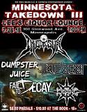 Minnesota Takedown III