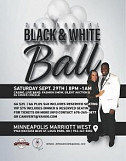 The 2nd Annual Black and White Ball