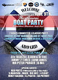 The Famous Boat Party