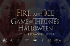 Fire and Ice - A Game Thrones Halloween