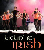 Kickin' It Irish matinee