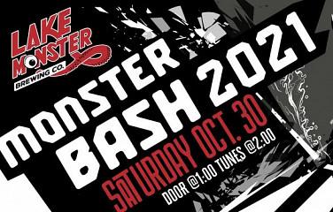 Monster Bash Halloween Music Fest 2021