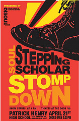 3rd Annual Soul Stepping Scholars Stomp Down