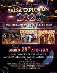 TWIN CITIES SALSA EXPLOSION 2020