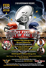 Biggest Football Party of the Year
