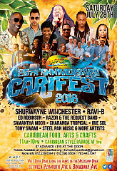 25th Anniversary Carifest 2018