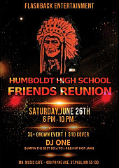 Humboldt High School Friends Reunion Party