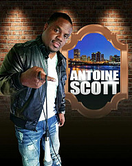 Shed G Comedy Series June 27th With Antoine Scott