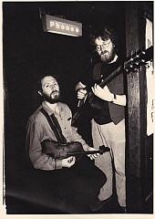 Jamie Gans with Dáithí Sproule