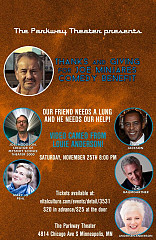 2nd Show Added Thanks and Giving for Joe Minjares
