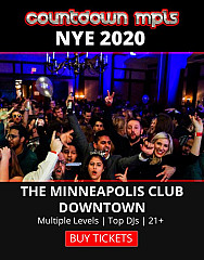 COUNTDOWN MPLS (New Years Eve 2020 Party)