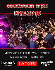 COUNTDOWN MPLS (New Years Eve 2019 Party)