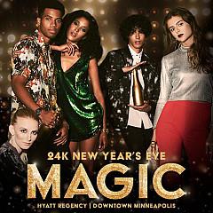 Magic: 24K NYE 2018