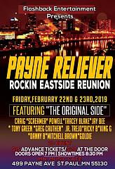 Payne Reliever/Rockin Eastside Reunion