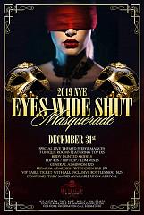 Eyes Wide Shut Masquerade NYE 2019