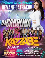 DJ CAROLINA & KAZZABE SI SABE
