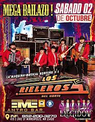 LOS RIELEROS DEL NORTE & LOS ELEGIDOS DE LA MUSICA NORTEÑA