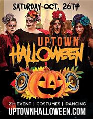 Uptown Halloween 2019