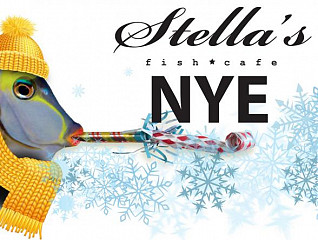 Stella's, Drinks Included,  Rockin' New Year's Eve!