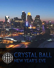 Crystal Ball New Year's Eve 2020