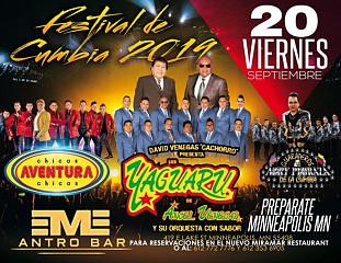 FESTIVAL DE CUMBIA 2019