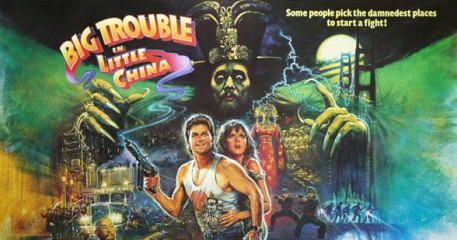 Big Trouble in Little China 35mm screening!