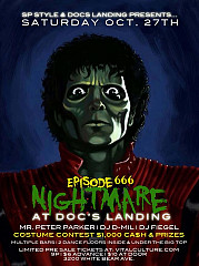 NIGHTMARE AT DOC'S LANDING (EPISODE 666)